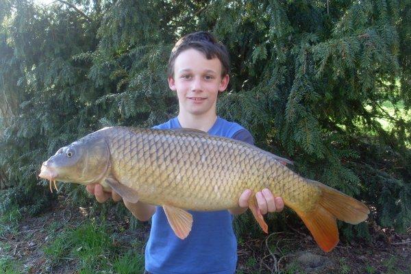 un beau poisson de 5kg