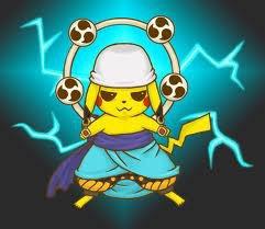 Pikachu ener