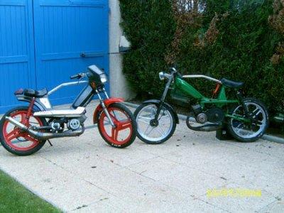 103 et moto bikane