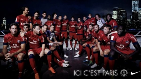 Cet équipe va tout tuer !!!!! ici c'est Paris :D
