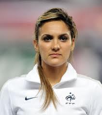 Ma joueuse préféré Louisa Nécib