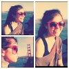 Megan en vacances !!