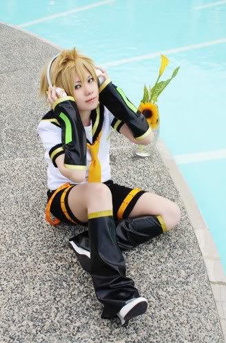 Présentation de Kagamine Len ♥