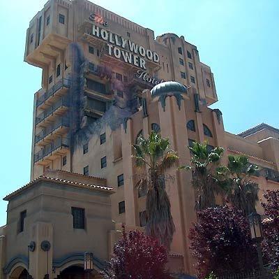 la tour de la terreur...!