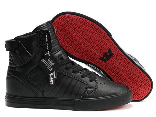 Supra shoes for young people wear in recently