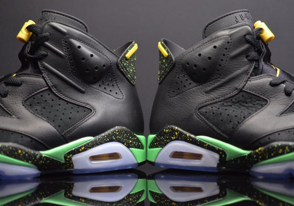 "Buy cheap Air Jordan 6 Brazil "" World Cup"" ( Detailed images)"