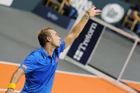 US Open  1er tour Darcis vs Jaziri !