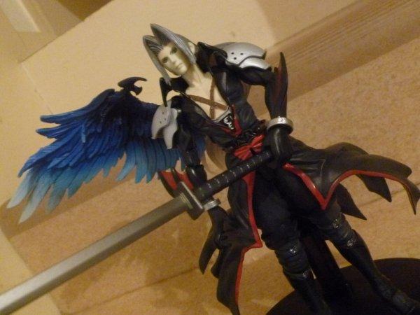 figurine de Sephiroth