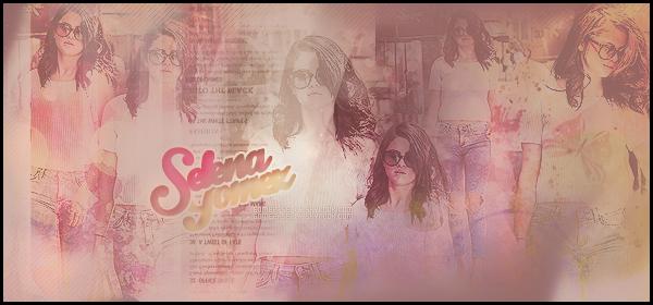 Bienvenue sur Gomez-Selly - ta source d'actualité sur le quotidien de Selena Gomez. Découvrez en intégralité le quotidien de la chanteuse et actrice américaine, via de nombreux articles des plus variés et divers sur le blog !