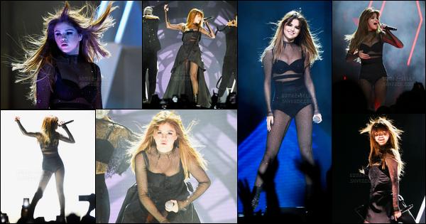 22.06.16 ─ Selena Gomez a donner son trente-deuxième concert pour son « Revival Tour » dans Louisville en KY.Selena Gomez se produira pendant encore 11 show dans les villes des Etats-Unis. Selena Gomez se produira ensuite au Québec lors d'un festival d'été...