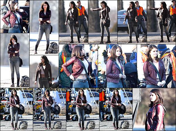 - 28/01/15 : Selena a été aperçue sur le tournage de « The Revised Fundamentals Of Caregiving », à Atlanta.   Comme depuis quelques jours, nous retrouvons une nouvelle fois Selena sur let set du film... Selly jouera le rôle de Dot dans le film de Rob Burnett. -