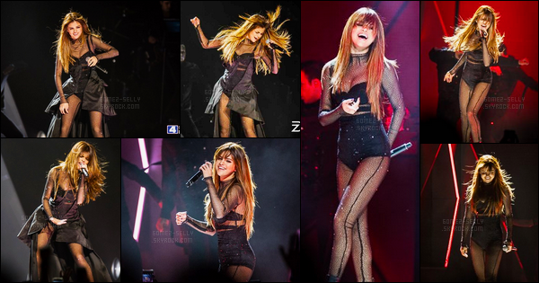 26.06.16 ─ Selena Gomez a donner son trente-cinquième concert pour son « Revival Tour » qui était à St. Louis.Selena Gomez se produira pendant encore 08 show dans les villes des Etats-Unis. Selena Gomez se produira ensuite au Québec lors d'un festival d'été