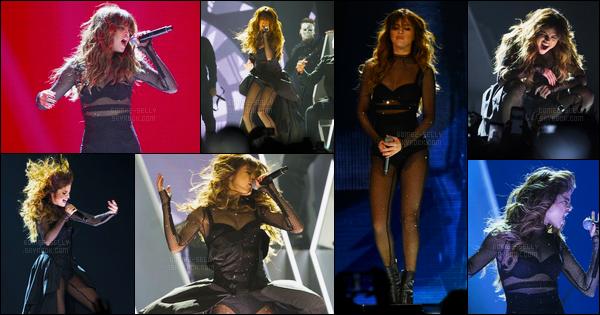 05.07.16 ─ Selena Gomez a donner son quarantième concert pour son « Revival Tour » qui était dans Phoenix.Selena Gomez se produira pendant encore 03 show dans les villes des Etats-Unis ! Selena G se produira ensuite au Québec lors d'un festival d'été...