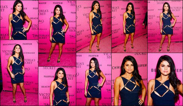 10/11/2015 : Selena Gomez était présente pour le défilé «Victoria's Secret Fashion Show», dans New York. De quoi faire tombé des coeurs, on comprends maintenant pourquoi ces ex ont du mal à l'oublier ! Quant aux tenues j'ai une préférence pour la 2e.