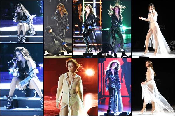 14.05.16 ─ Selena Gomez a donner son sixième concert pour son « Revival Tour », se déroulant, dans Vancouver.Selena continue tranquillement sa tournée, et continue également d'éblouir ces fans! Les photo du Meet and Great n'est malheureusement pas dispo.