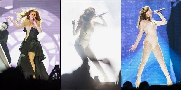19.05.16 ─ Selena Gomez a donner son neuvième concert pour son « Revival Tour » se déroulant dans Saskatoon.Selena G. continue tranquillement sa tournée dans tout le Canada pour l'instant. Selly se rendra sur la scène de Winnipeg le 20/05 et le 22/05 à Toronto.