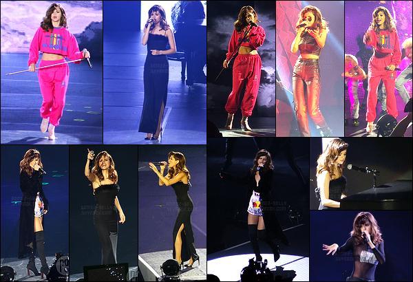 31.07.16 ─ Selena Gomez a donner son quarante-neuvième concert concert pour Revival Tour étant à Pasay City.Selly se produira encore pendant 02 show en Asie puis partira en Océanie pour performer sur 04 soirée. Elle performera deux fois de suite au Japon.