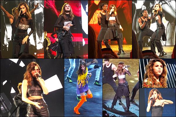 02.08.16 ─ Selena Gomez a donner son cinquantième concert concert pour le « Revival Tour » étant dans Tokyo.Selly se produira encore pendant 01 show en Asie puis partira en Océanie pour performer sur 04 soirée. Elle performera encore demain soir au Japon.