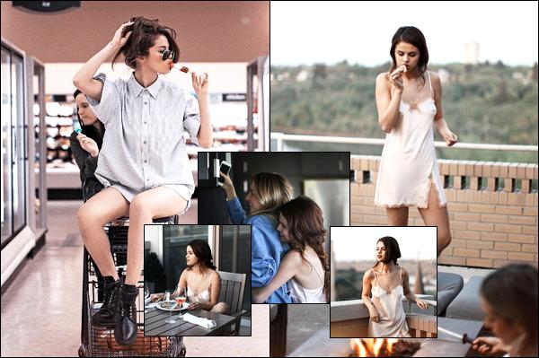 Découvrez des nouvelles photo de Selena Gomez lors de son Revival tour !