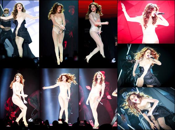 23.05.16 ─ Selena Gomez a donner son douzième concert pour son « Revival Tour », se déroulant, dans London.Selena G. qui continue tranquillement sa tournée à travers le Canada, Selena a ainsi déposer ses valises hier soir dans la ville de London, en Ontario... !