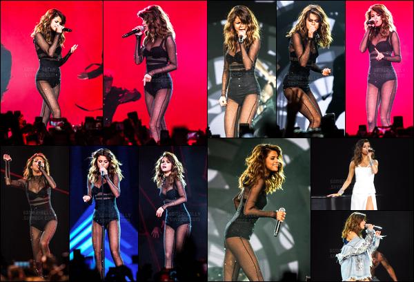 06.08.16 ─ Selena Gomez a donner son cinquante-deuxième concert pour son « Revival Tour » dans Melbourne.Selena se produira encore pendant 03 show en Océanie puis prendra une longue pause dans sa tournée jusqu'en Octobre et ça sera le tour de l'Europe !