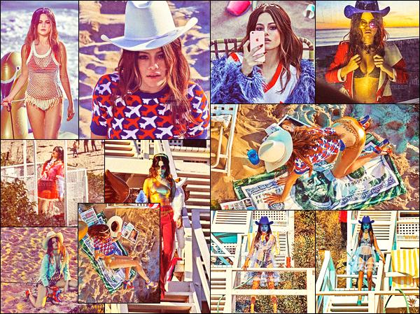 - Selena Gomez fait la nouvelle couverture du « W Magazine » du mois de Février 2016.    -