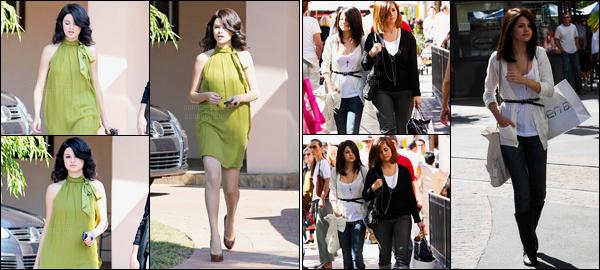 19.10.08 ─ Selena Gomez était présente, lors de l'avant-première « La fée clochette », étant, dans Los Angeles.Selena qui a réalisée une chanson pour La fée clochette était présente à la première. Un peu plus tôt, elle a été vue arrivant à l'événement... Top !