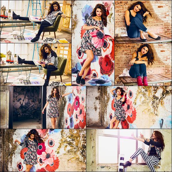 Découvrez le photoshoot pour « Adidas NEO » de la collection printemps/été