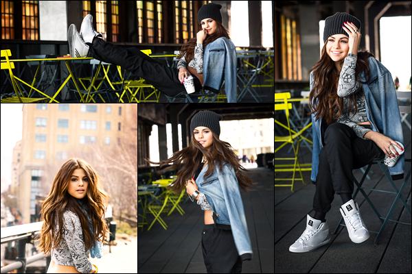 Découvrez la collection automne/hiver 2014 pour la marque Adidas NEO !