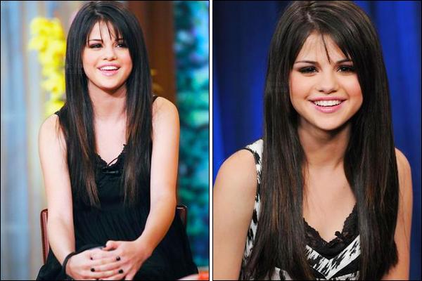 ''•-31/07/08-' : Selena Gomez a participer à l'émission « The Morning Show with Mike and Juliet », à New-York C. S. s'est ensuite rendue à la radio « TRL » et a été aperçue dans les rues de New-York. J'aime beaucoup sa tenue personnellement, un top