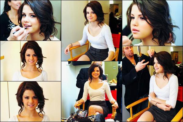 Découvrez les photos de Selena G. au backstage lors du The Today Show !