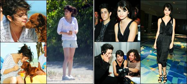07.03.09 ─ Selena Gomez a été photographiée pendant qu'elle quittait un magasin, étant à Porto Rico, Caraïbes.Selena a ensuite été photographiée sur le set d'un photoshoot puis elle s'est ensuite rendue à la fashion week se déroulant à Porto Rico... Trois top !