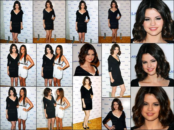 24.07.09 ─ Selena Gomez était présente à la cérémonie des « The magic of mentoring fundraiser » à Hollywood.Selena G. a posée avec la célèbre et magnifique Ashley Tisdale. Concernant sa tenue, c'est un très gros top de ma part personnellement, et vos avis ?