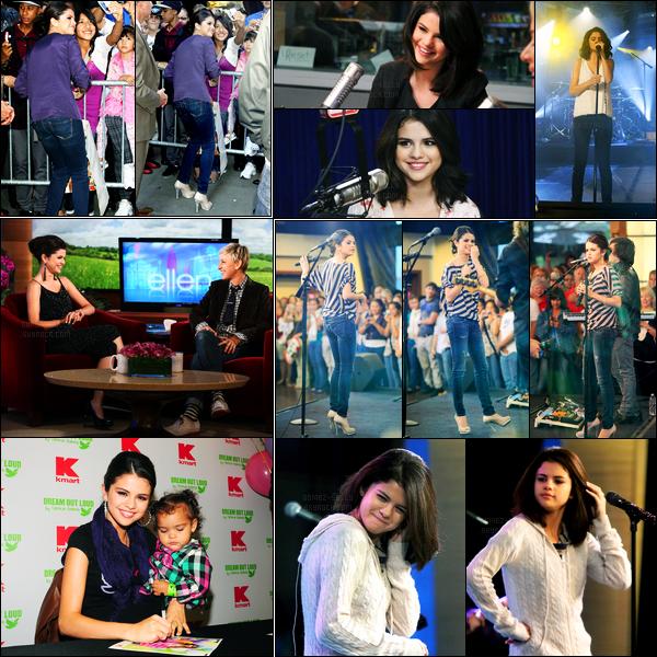 23.09.10 ─ Selena Gomez a été photographiée alors qu'elle quittait Good Morning America étant à New-York C.Selena G. a participer à plusieurs émission et radio ces derniers jours, ayant peu de photo, je vous poste tout ici... C'est beau top de ma part. Avis ?