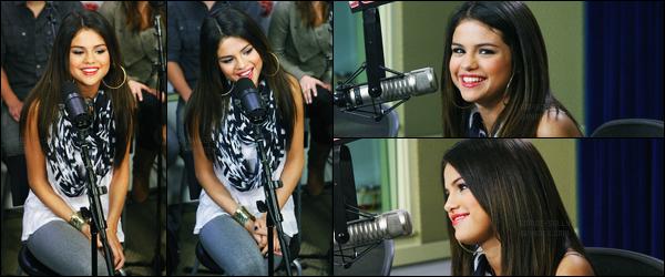 29.03.2011 ─ Selena Gomez était présente, lors, du 15e anniversaire de la Radio Disney, étant, dans Los Angeles.Lors de son passage, notre belle brunette a interprété son single « Who Says ». Concernant sa tenue c'est donc un top de ma part ! Et vous, vos avis?