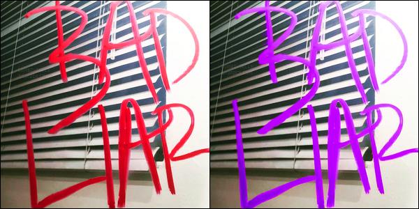 Selena Gomez a annoncer son retour avec « Bad Liar » sur son Instagram !