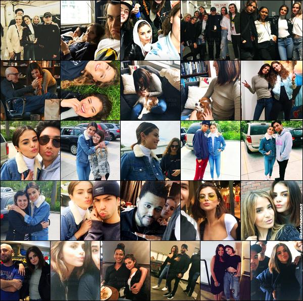 Découvrez des nouvelles photos de Selena Gomez datant du mois de Mai !