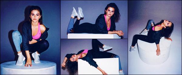 Découvrez le photoshoot pour la nouvelle collection pour « Puma » de Selena