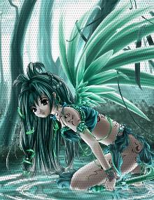 ~La gardienne de la forêt~