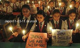 Le Japon frappé par un violent séisme et un tsunami
