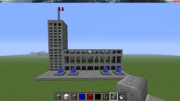 Hotel de ville du havre minecraft - Video de minecraft ville ...