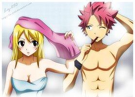 Natsu X Lucy