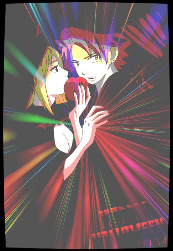 Natsu X Lucy (2)