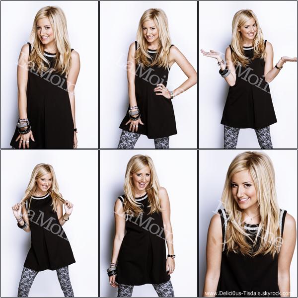 -   Photoshoot 2007 : Découvrez un photoshoot d'Ashley réalisé par Joe Magnani.   -