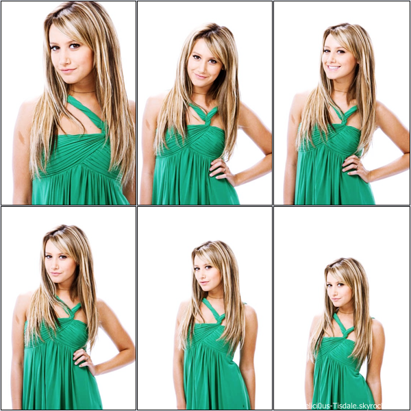 -   Photoshoot 2008: Découvrez un photoshoot d'Ashley pour le magazine Sophisticate's Hairstyle Guide réalisé par Christopher Kilkus. (Partie1)   -