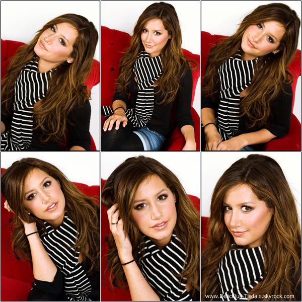 -   Photoshoot 2009: Découvrez un photoshoot d'Ashley réalisé par Charles Sykes.   -
