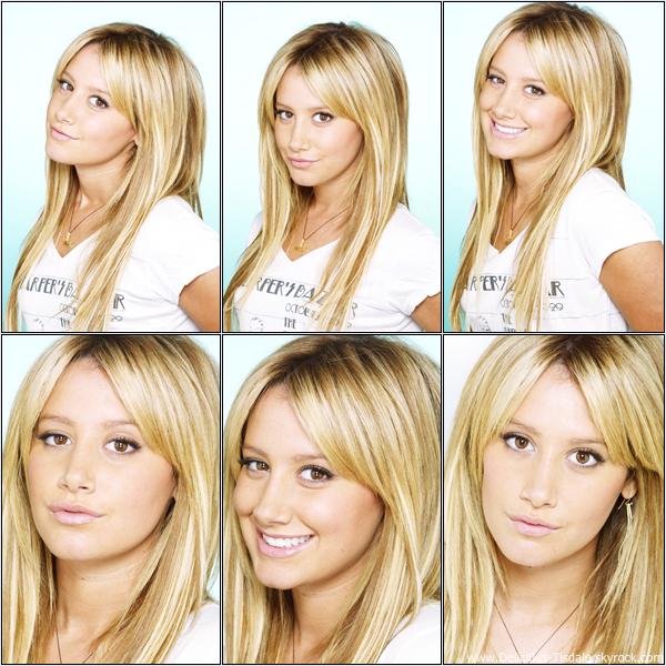 -   Photoshoot 2008 : Découvrez un photoshoot d'Ashley réalisé par Andrew Macpherson. (Partie 1)   -