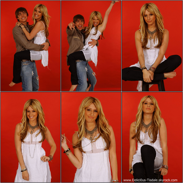 -   Photoshoot 2006: Découvrez un photoshoot d'Ashley réalisé par Anthony Cutajar.   -