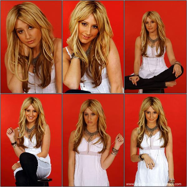 -   Photoshoot 2006: Découvrez un photoshoot d'Ashley réalisé par Anthony Cutajar.   -