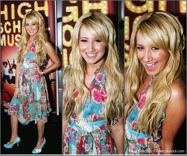 -   26/05/2006: Ashley et le cast d'High School Musical lors d'un photocall en Australie.   -